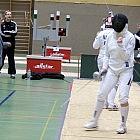 Deutsche Meisterschaften der Juniorinnen im Damendegen 2012