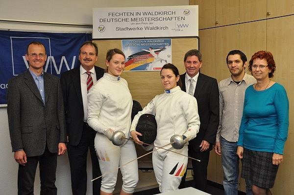 Deutsche Meisterschaften in Waldkirch dank verlässlicher Partner