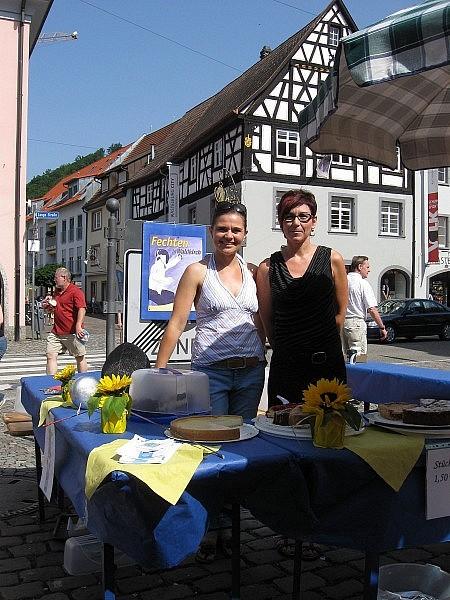 Kuchenverkauf 2012