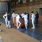 Junioren-Fechtturnier in Geisingen