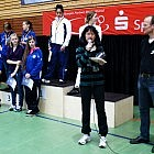 Südbadische Meisterschaften 2013 – Siegerehrung der A-Jugend Damen