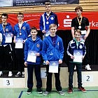 Südbadische Meisterschaften 2013 – Siegerehrung der A-Jugend Herren