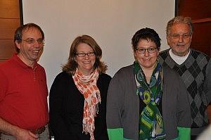 Vorstand Förderverein 2014