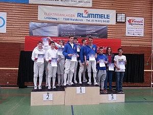 Südbadische Meisterschaften 2014