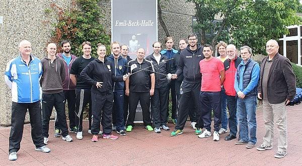 Die neuen A-Trainer-Leistungssport des Deutschen Fechter-Bundes