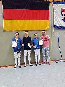 DM B-Jugend 2016