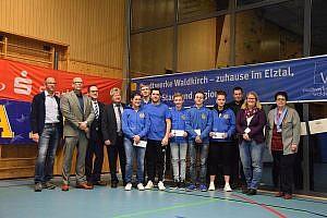 Sportlerehrung 2016 und 60 Jahre Fechten in Waldkirch