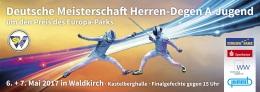 DM Herrendegen A-Jugend 2017 in Waldkirch