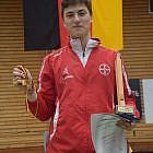 DM 2017 - Deutscher Meister Louis Bongard
