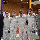 DM 2017 - Mannschaft SV Waldkirch