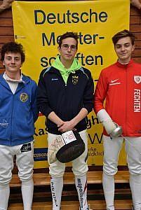 Deutsche Meisterschaft 2017